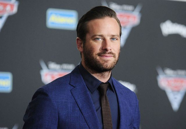 """anaheim, ca   june 10  actor armie hammer attends the premiere of """"cars 3"""" at anaheim convention center on june 10, 2017 in anaheim, california  photo by jason laverisfilmmagic"""