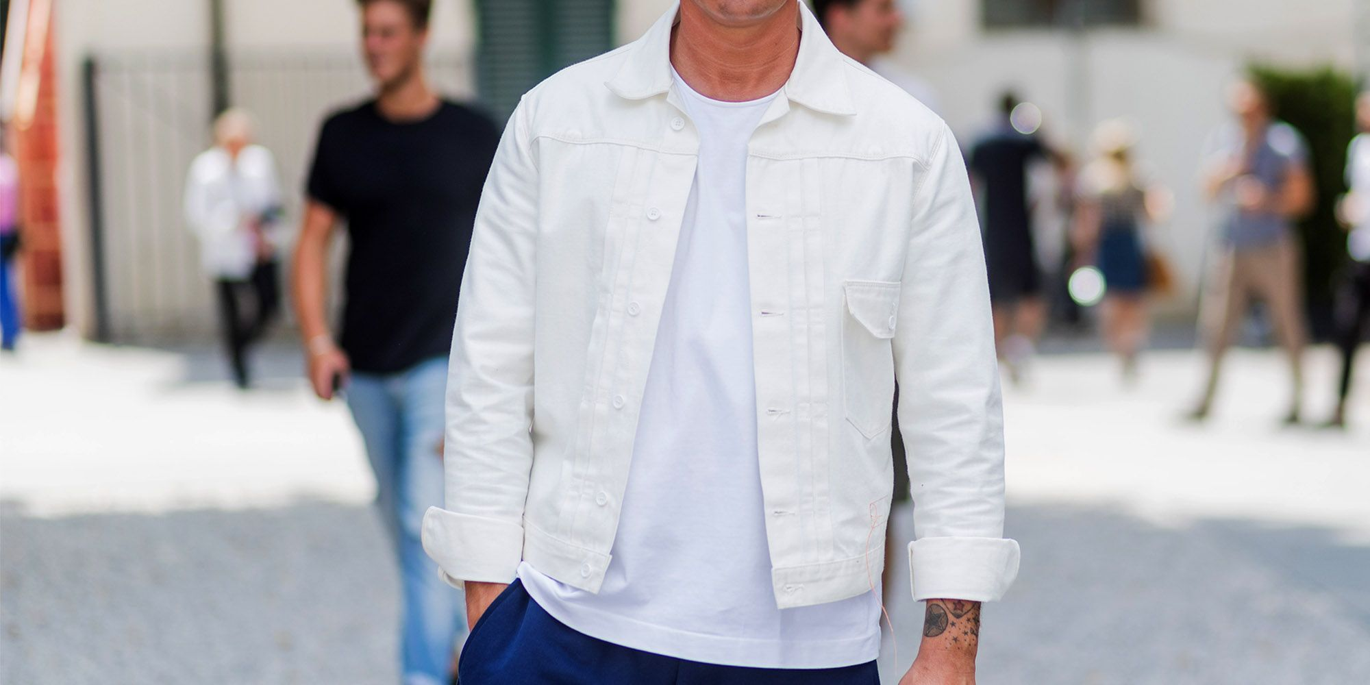 You Can Wear White After Labor Day