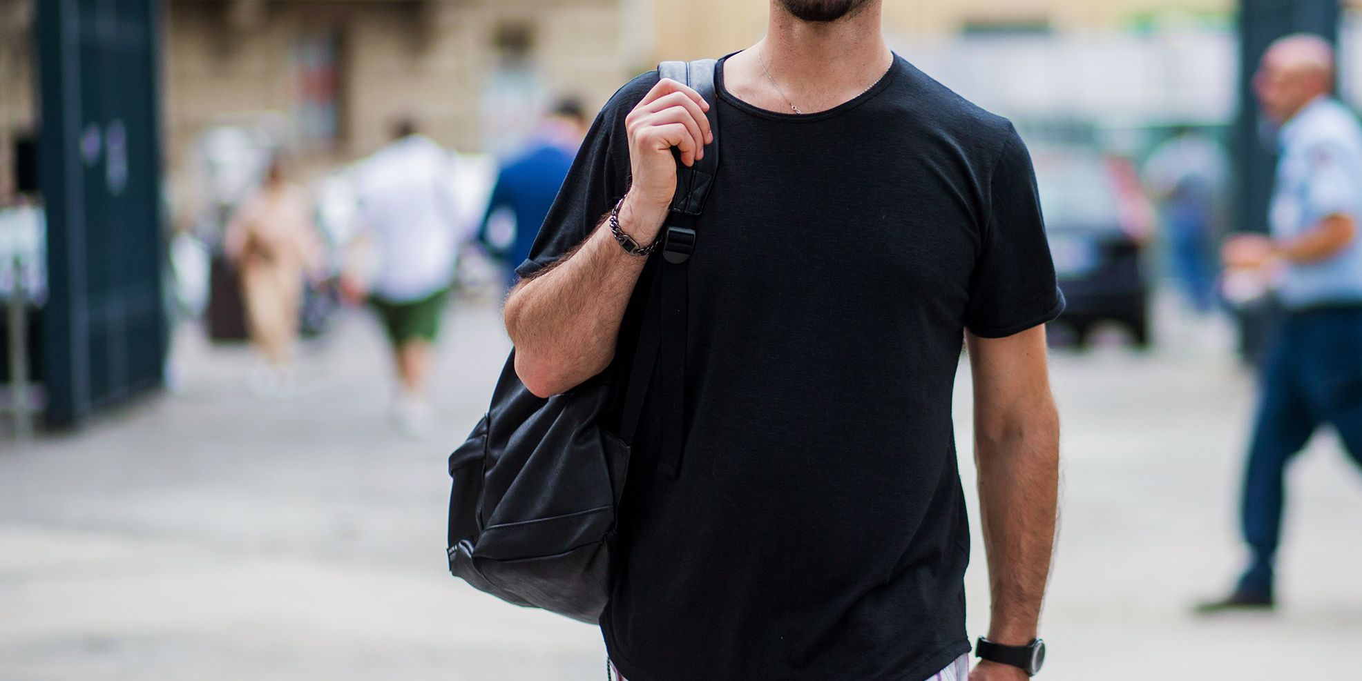A Black T-Shirt Is a Wardrobe Essential. Here Are the 13 Best.