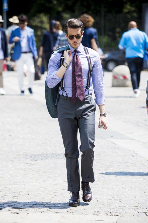 gamma esclusiva varietà di stili del 2019 completo nelle specifiche Cravatta: torna la larghezza regolare, addio alla skinny tie