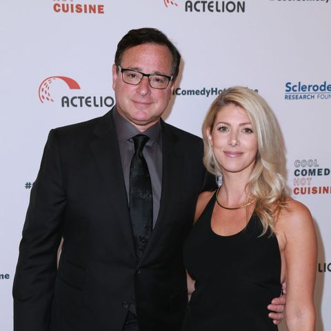 beverly hills, ca   june 16  actors bob saget and kelly rizzo attends the 30th annual scleroderma benefit at the beverly wilshire four seasons hotel on june 16, 2017 in beverly hills, california  photo by leon bennettwireimage