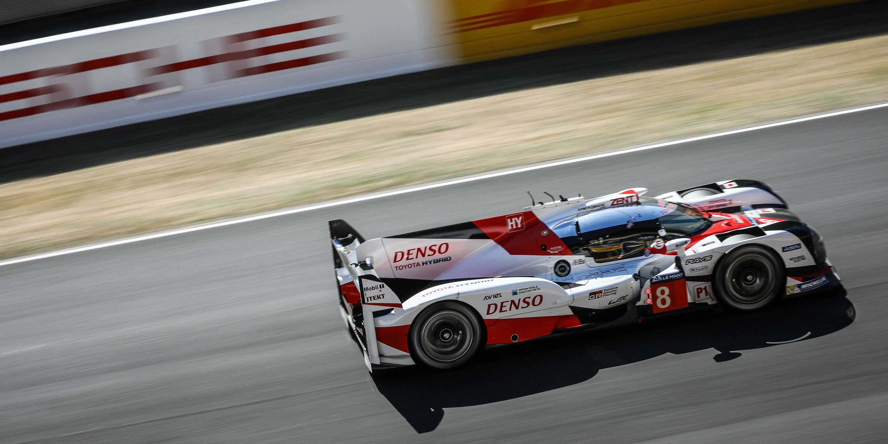 Here's Every Car Racing in the 2018 24 Hours of Le Mans