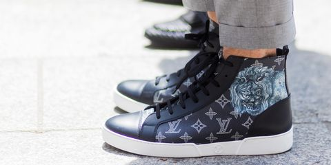 cc287762 Best High-Top Sneakers for Men - Coolest High-Tops Out Right Now