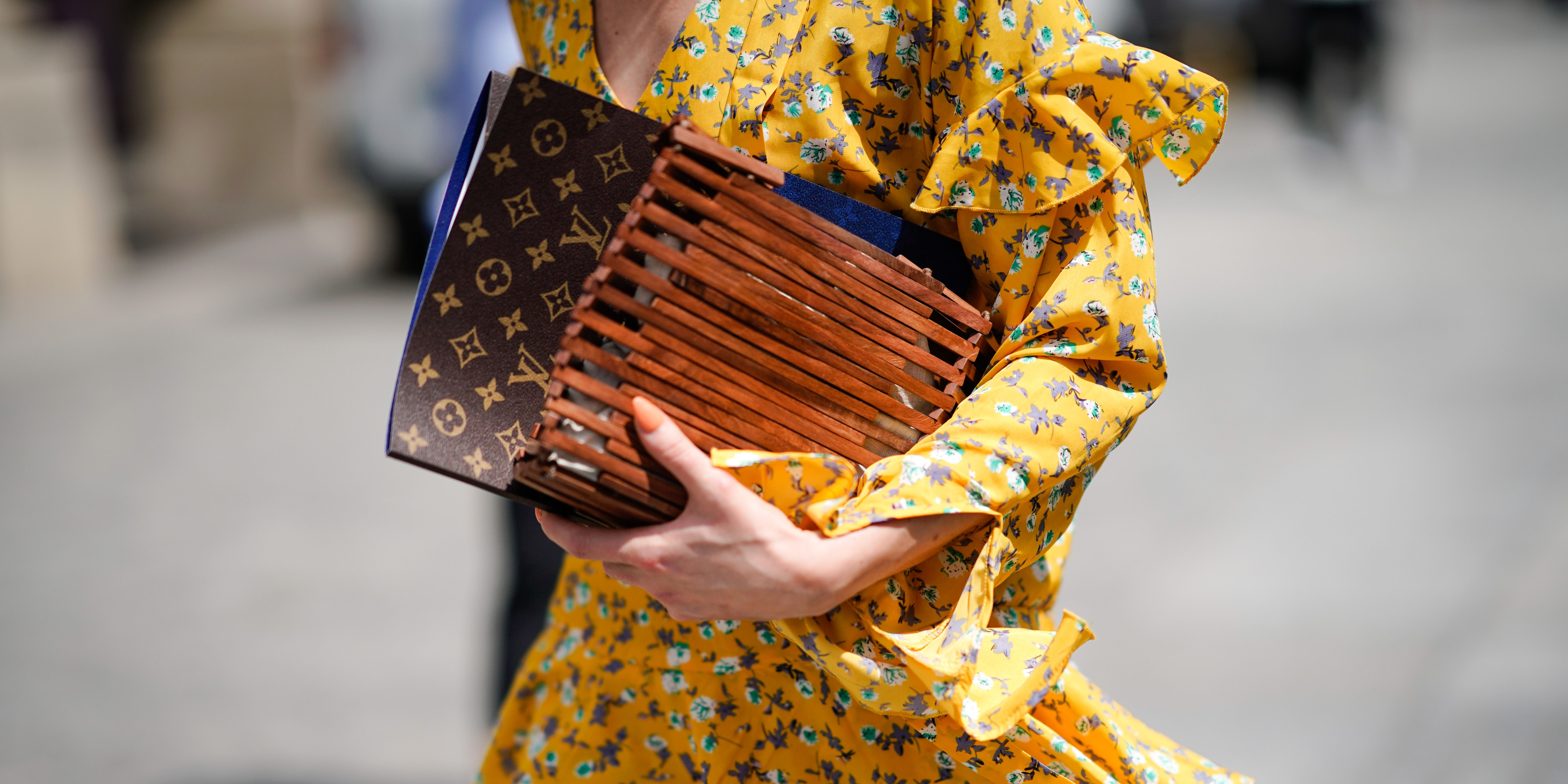 Louis Vuitton Neverfull Knokke