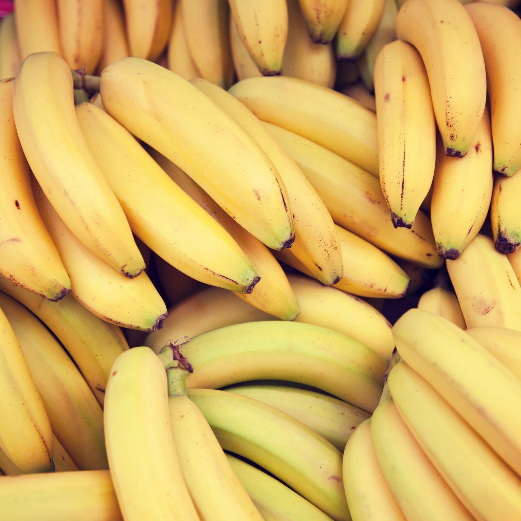 Full Frame Shot Of Bananas For Sale In Market