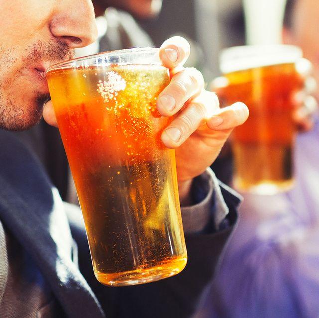 Drink, Alcohol, Beer, Bia hơi, Alcoholic beverage, Spritz, Beer cocktail, Crodino, Beer glass, Distilled beverage,