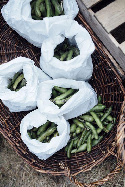 Basket, Vegetable, Plant, Food, Side dish, Comfort food,