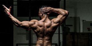 entrenamiento hombro espalda