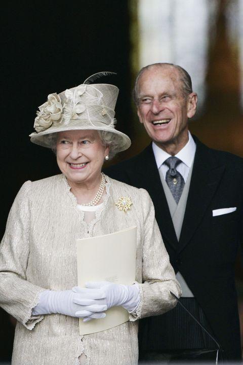 イギリス女王エリザベス2世&エディンバラ公フィリップ殿下