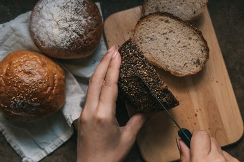 Whole Wheat Bread is a Super Carb