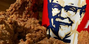 KFC gets candid about how its fried chicken is actually made