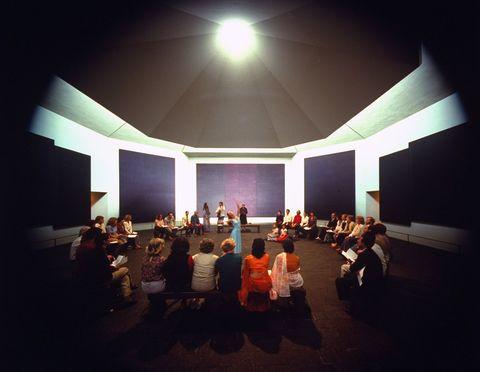 Sky, Crowd, Event, Stage, Design, Cloud, Night, Architecture, Music venue, Performance,