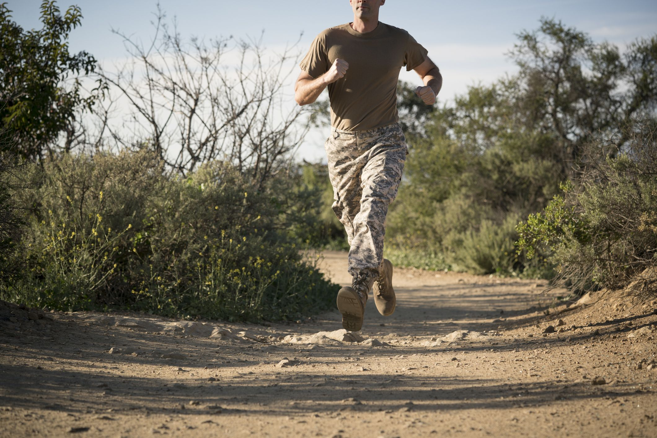 The Burpee Workout Special Forces Soldiers Use to Get Insanely Fit