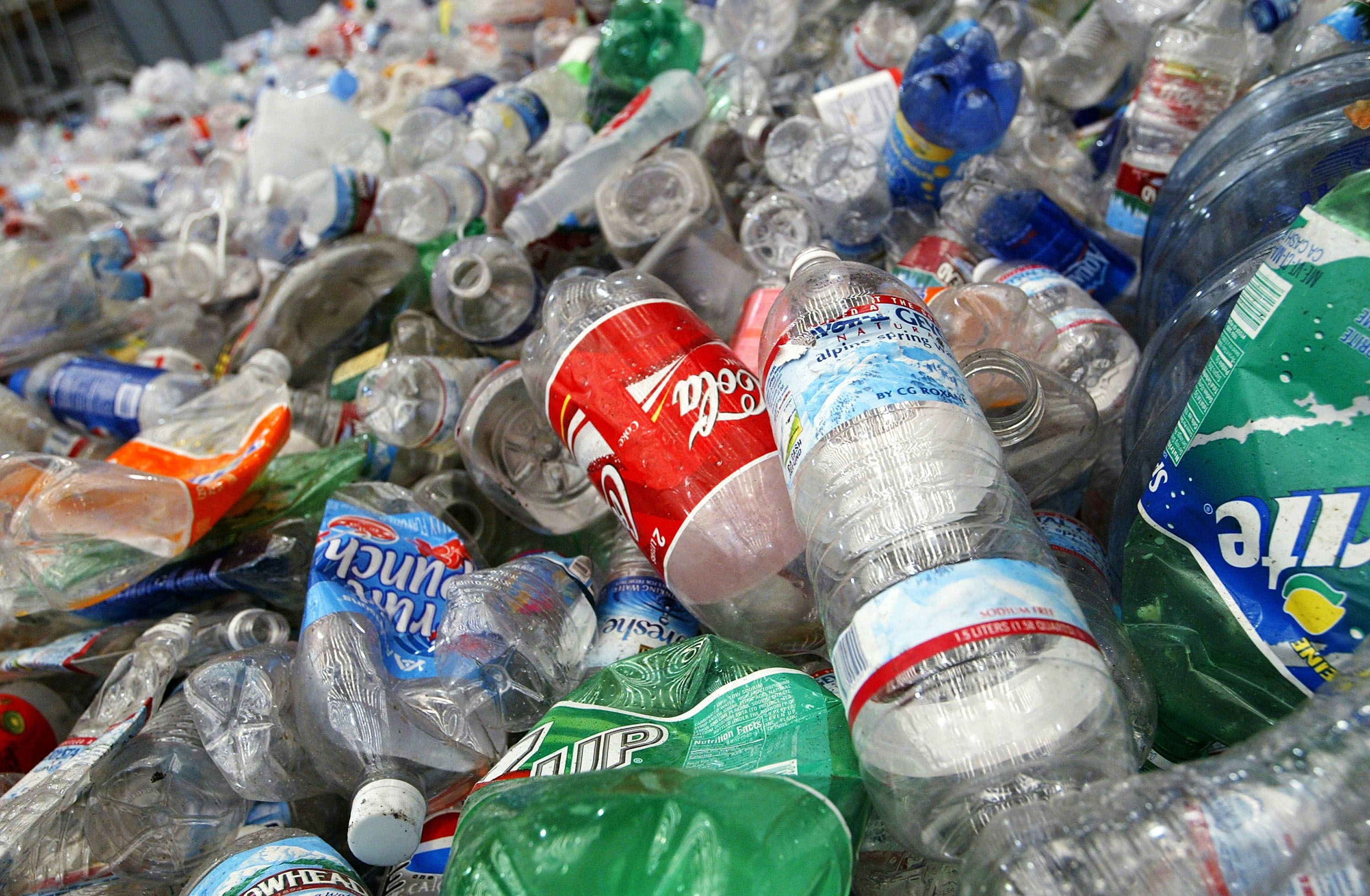 Researchers Accidentally Find Enzyme to Break Down Plastic