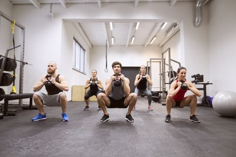 How to Do a Goblet Squat, From the Man Who Invented the Move