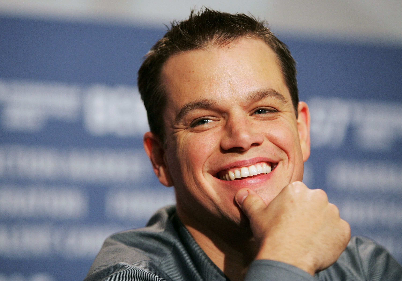 Il tatuaggio da incorniciare è la dedica d'amore indelebile di Matt Damon per la moglie e le figlie