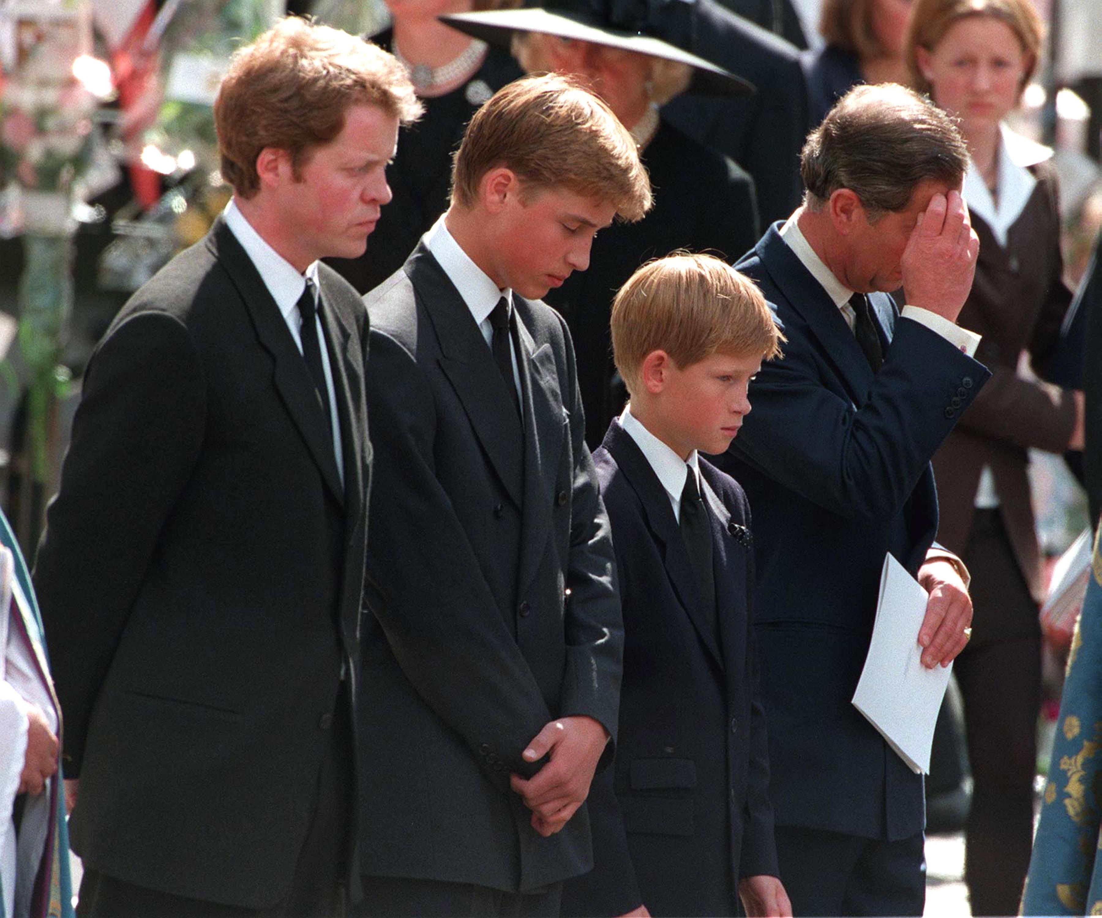 Prince Harry Opens Up About Princess Diana's Death and His Role in the  Royal Family