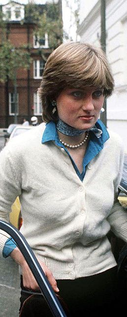 princess diana style rare pictures
