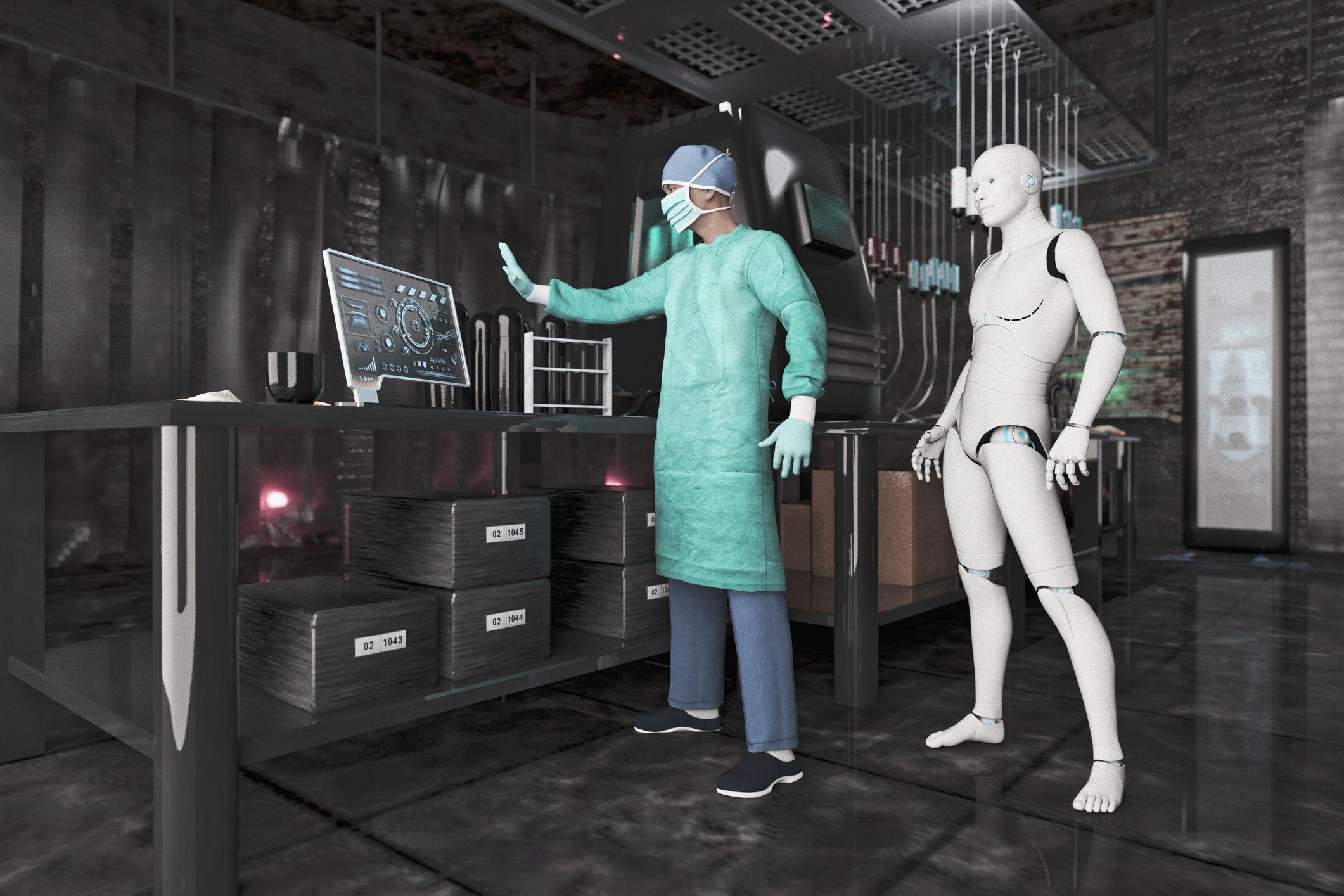 Chinese AI Beats Doctors in Diagnosing Brain Tumors