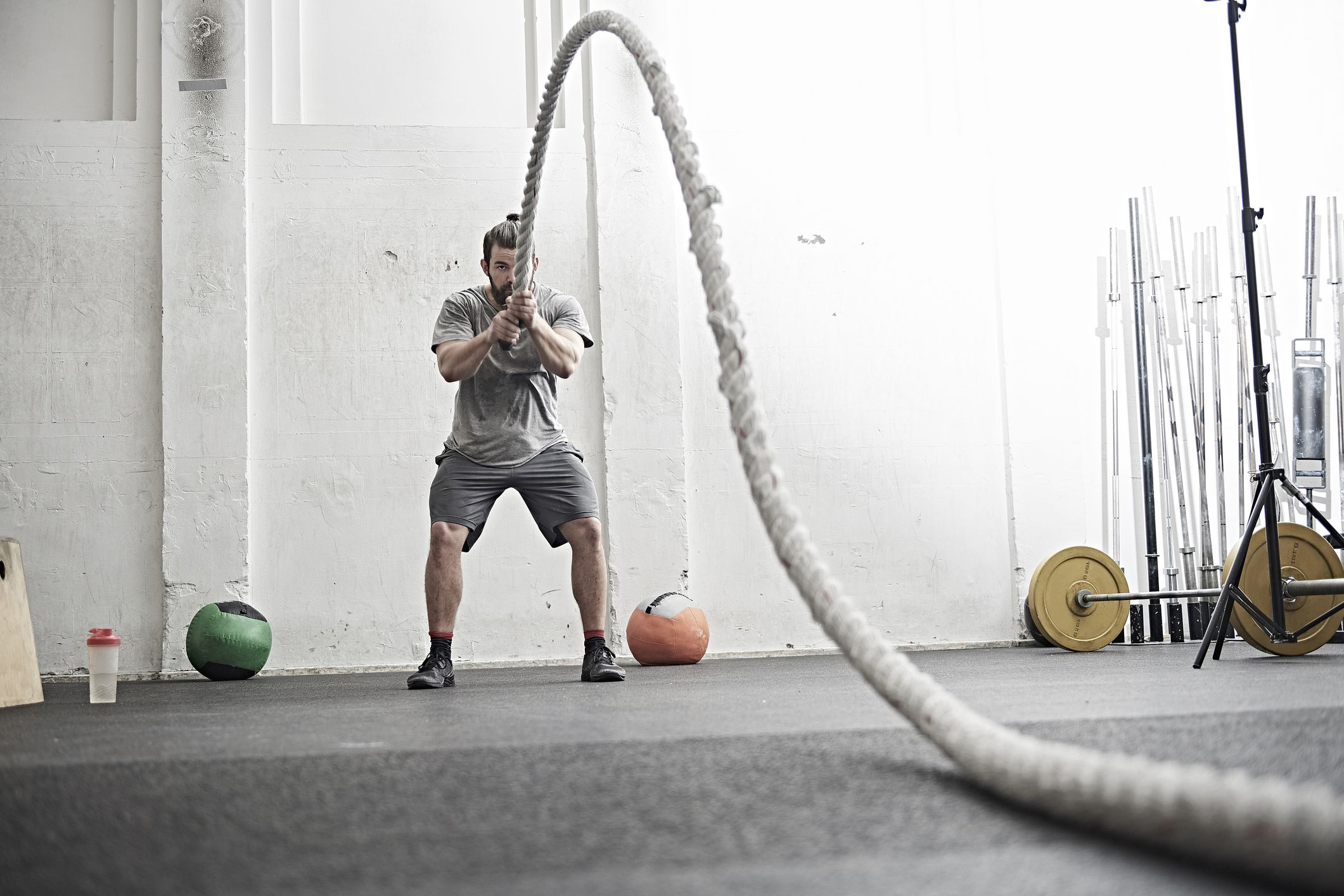 best fat burning weight lifting exercises