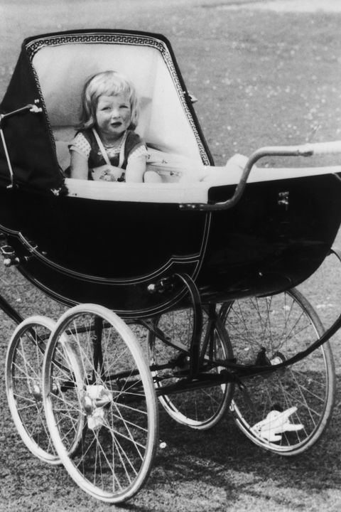 a young lady diana spencer in her pram at park house, sandringham in norfolk, 1963 photo by central presshulton archivegetty images