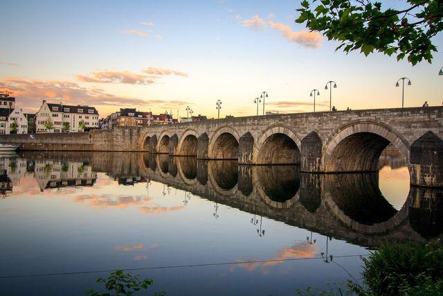 Oude brug Maastricht