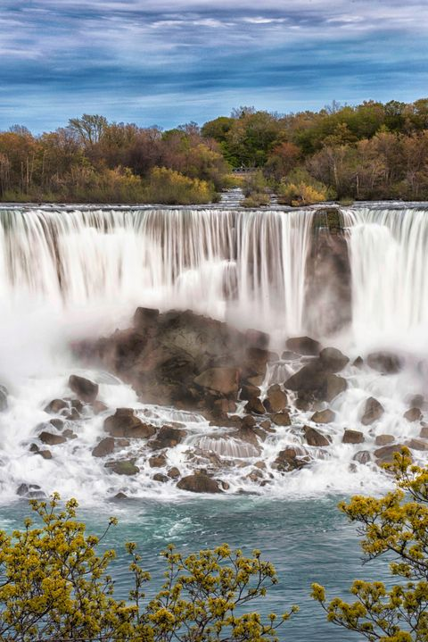 Waterfall, Body of water, Natural landscape, Water resources, Nature, Water, Watercourse, State park, River, Nature reserve,