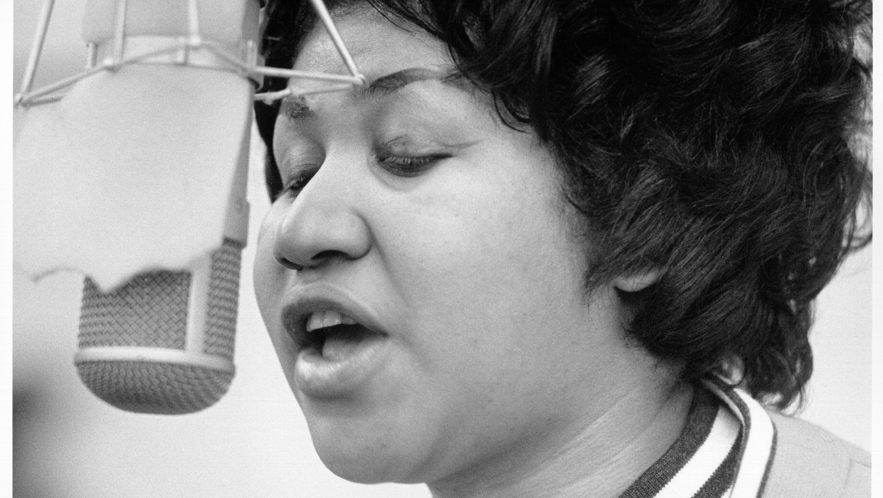 Aretha Franklin Won't You Come Home?