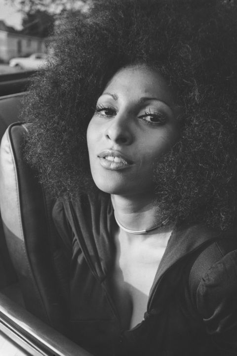 Pam Grier In Hit Man