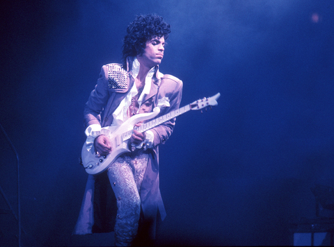 inglewood, ca   february 19 prince performs live at the fabulous forum on february 19, 1985 in inglewood, california photo by michael ochs archivesgetty images