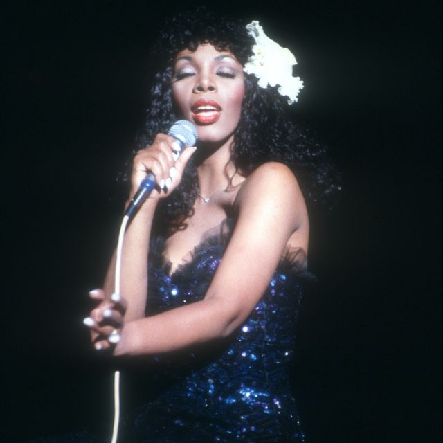Donna Summer Vintage Fashion Donna Summer S Eternal Disco Style