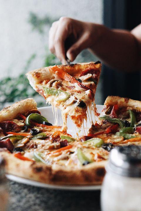 チートデイ pizza