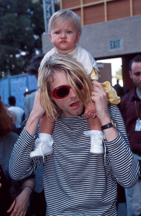 Per Frances Bean Cobain essere figlia di Kurt Cobain è stato bellissimo