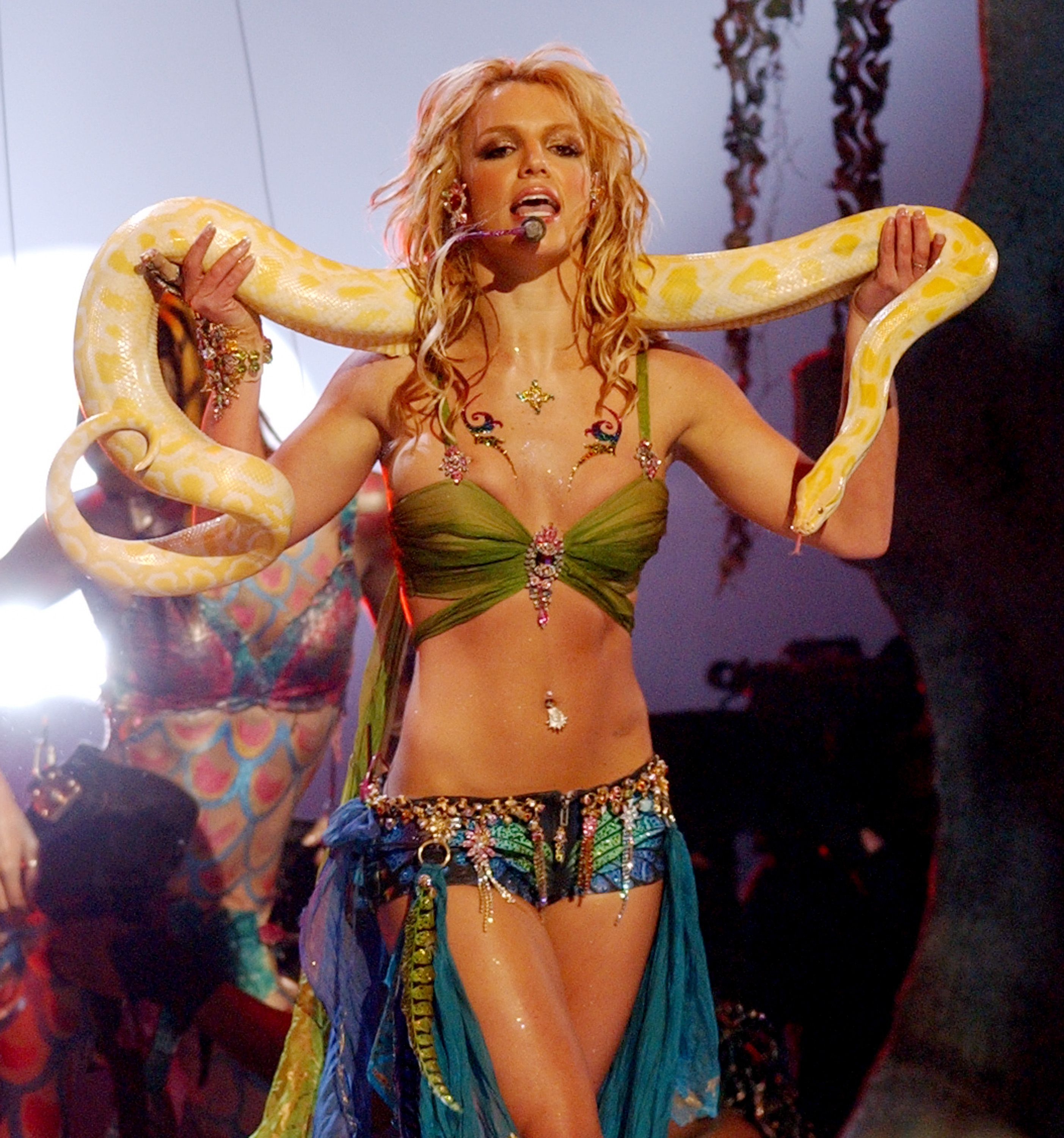 f240763d094 Britney Spears  Most Unforgettable Fashion Moments - Britney Spears  Best  Fashion Moments