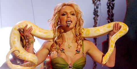53b6a07efa6 Britney Spears  Most Unforgettable Fashion Moments - Britney Spears ...