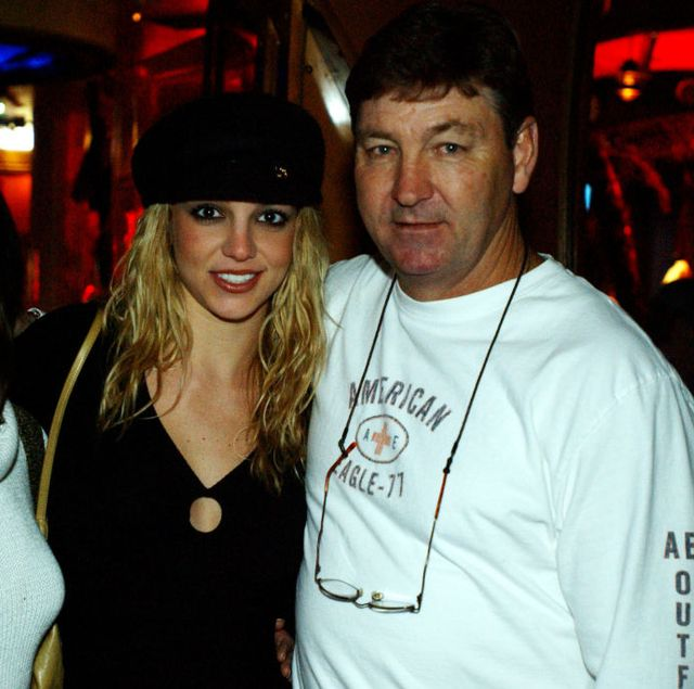 no tabloids    britney spears with her parents during britney spears at planet hollywood, las vegas party at the planet hollywood, las vegas in las vegas, nevada  photo by denise truscellowireimage