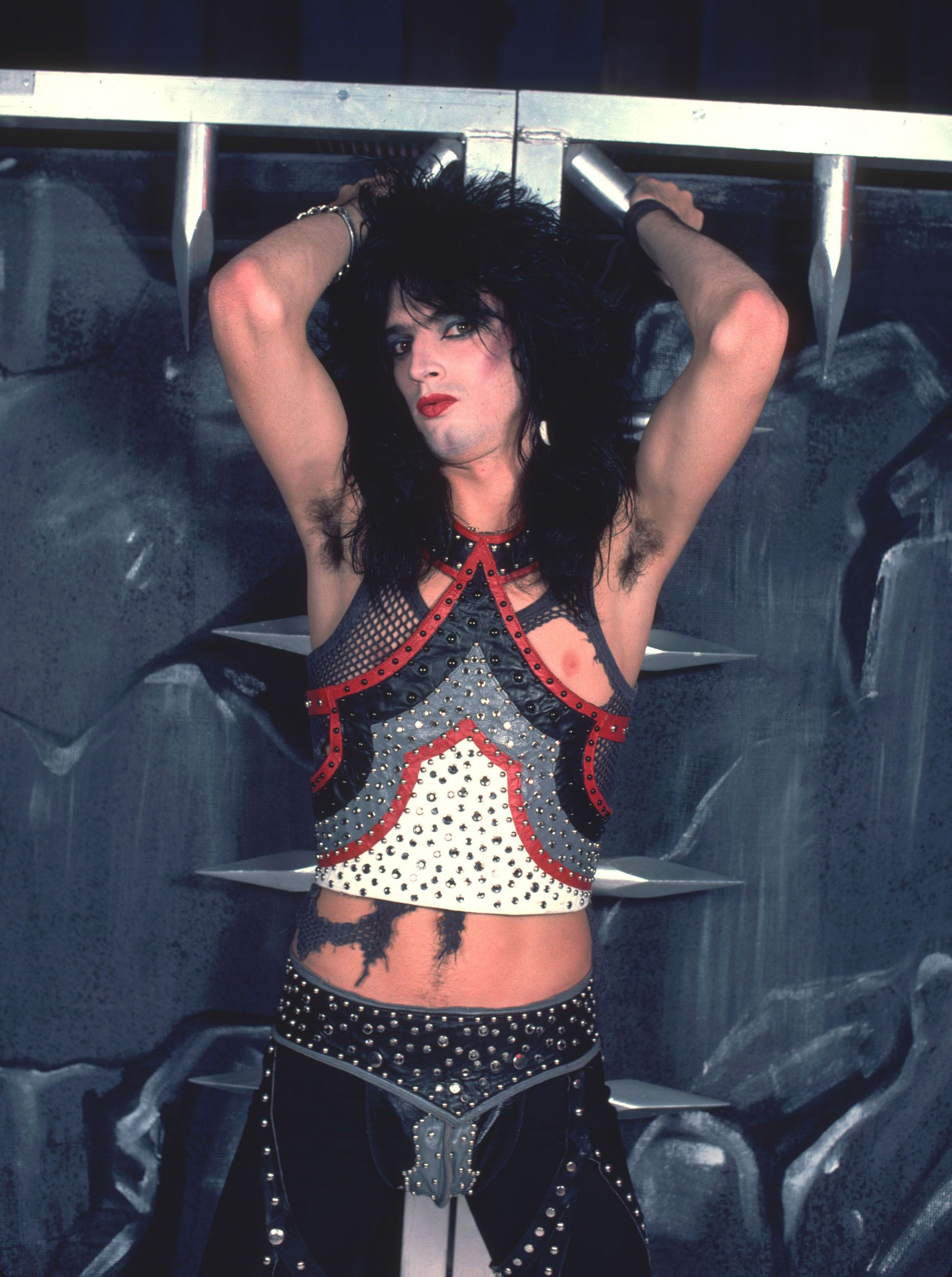 Tommy Lee in Los Angeles in 1983.