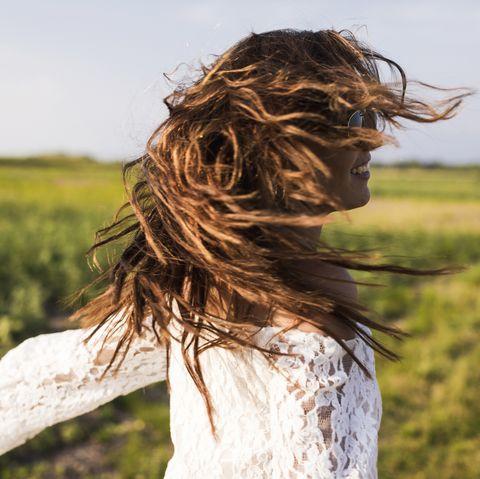 dry shampoo paste - clean hair
