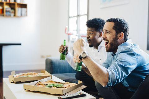 pizza familiar o dos medianas