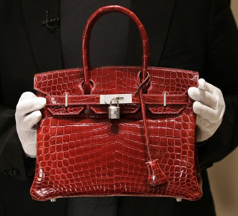Handbag, Bag, Birkin bag, Red, Fashion accessory, Leather, Product, Beauty, Fashion, Maroon,