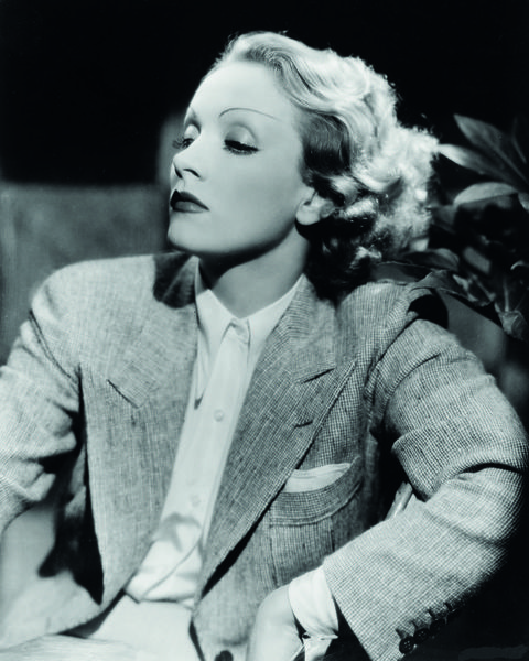 german actress marlene dietrich 1901   1992, circa 1935 photo by silver screen collectionhulton archivegetty images