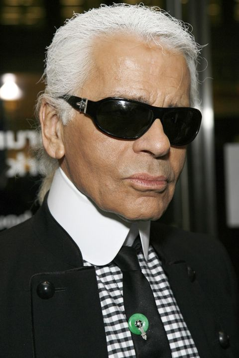 karl lagerfeld photo by mark von holdenwireimage for audi of america, inc