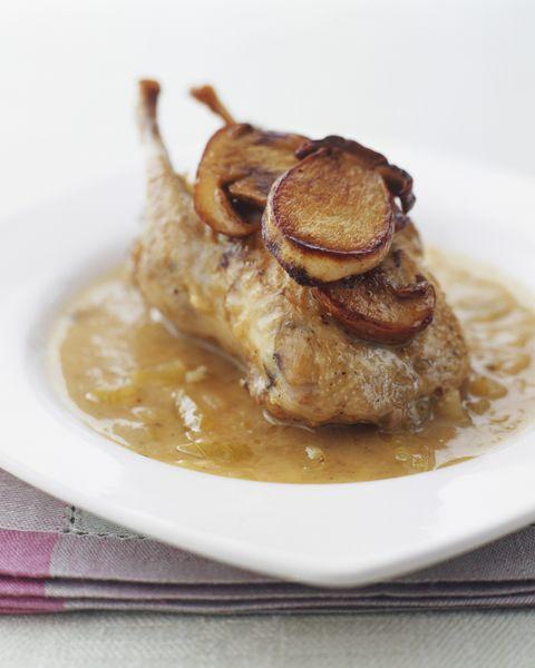 Dish, Food, Cuisine, Ingredient, Produce, À la carte food, Recipe, Veal, Pork chop, Meat,