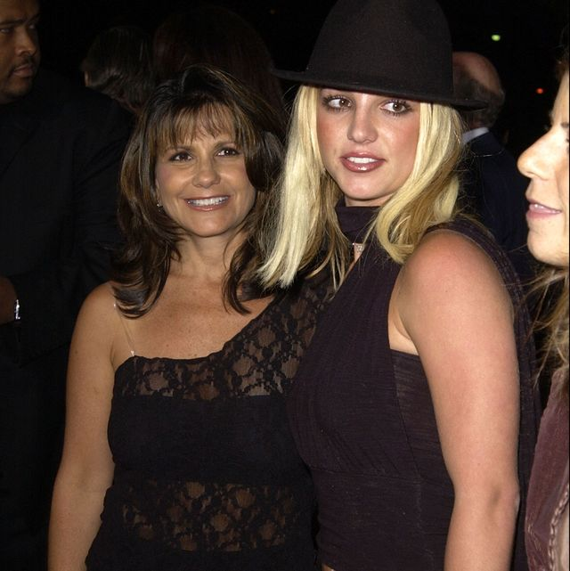 Britney Spears Asked Her Mom To Be A Part Of Her Conservatorship