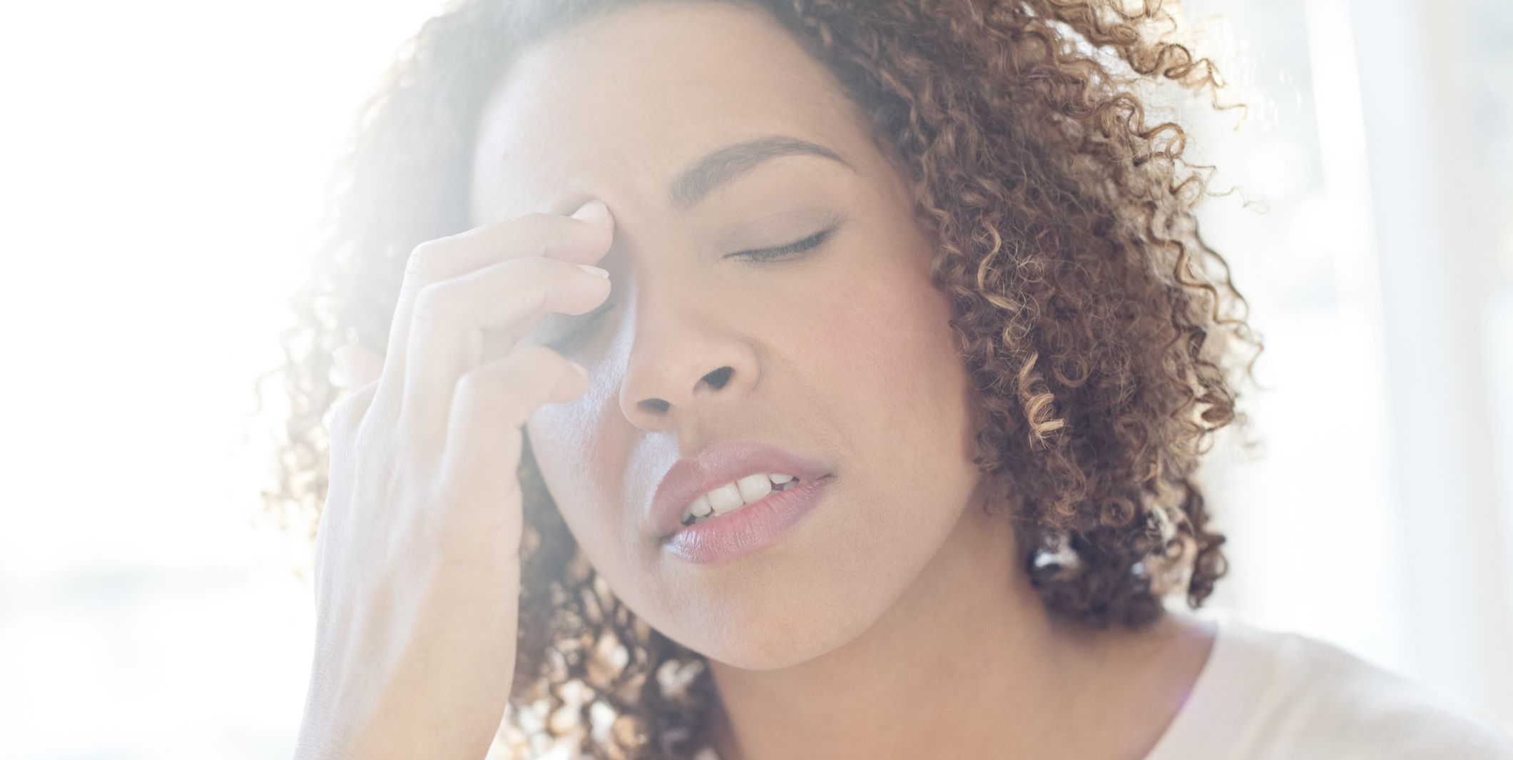 The 10-Second Headache Remedy a Physical Therapist Swears By
