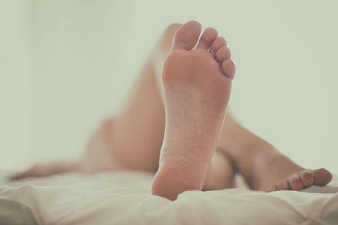 Leg, Foot, Toe, Sole, Skin, Close-up, Barefoot, Human leg, Child, Baby,