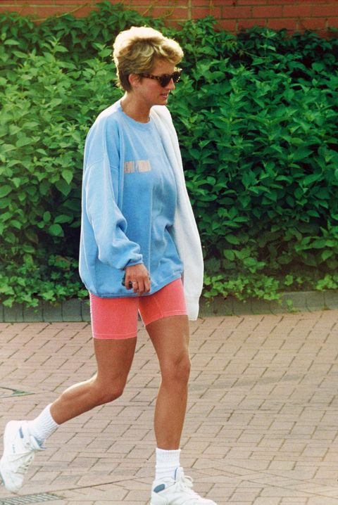 Blue, Clothing, White, Street fashion, Turquoise, Green, Shorts, Footwear, Denim, Fashion,