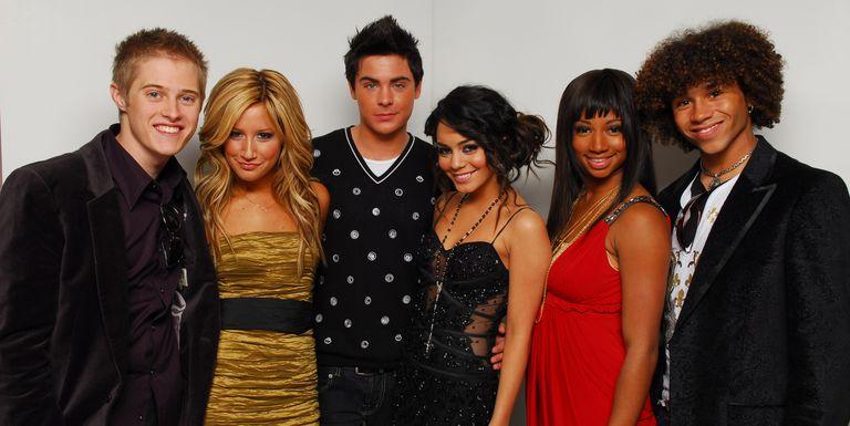 High School Musical 2 Stars Celebrate the DCOM