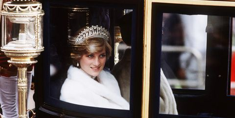 Princess Diana's final words have been revealed by a firefighter who was at the scene