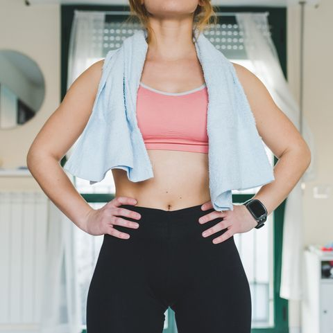 home HIIT workout